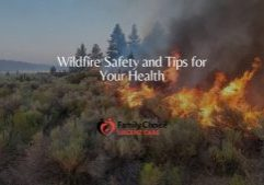 Wildfire Safety for Central Oregon