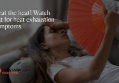 Heat Exhaustion Symptoms and Treatment